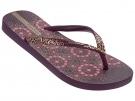 INDIAN II Sandale 2014 burgundy/gold