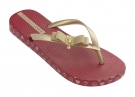 GLAMOUR Sandale 2014 red/gold