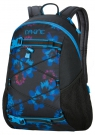 WONDER Rucksack 2015 blue flowers