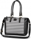 ETTA Tasche 2015 black stripes