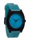 TIME TELLER P Watch glo blue