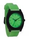TIME TELLER P Watch glo green