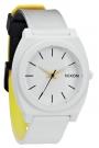 TIME TELLER P Watch black/white/yellow fade
