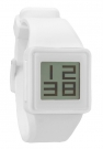 NEWTON DIGITAL Watch white