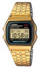 A159WGEA-1EF Watch gold/black