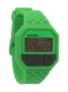 RUBBER RE-RUN Watch green