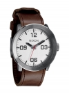 CORPORAL Watch silver/brown