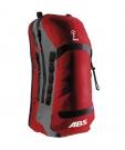 VARIO 15L Zip-On Pack red/grey