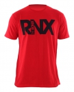 AIRPORT CODE T-Shirt 2014 red/black