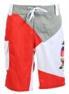 AMON Boardshort 2014 red signature/grey