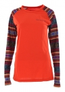 ANDERSON FIRST Top 2015 tangerine