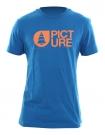 BASEMENT T-Shirt 2014 blue