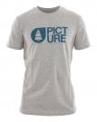 BASEMENT T-Shirt 2014 grey melange