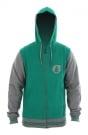 BASEMENT US Zip Hoodie 2014 green