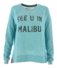 BELIEVE YOU Sweater 2015 moroccan blue
