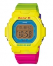 BABY-G BG-5607-9ER Watch pink/yellow/green