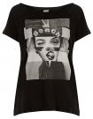 EACHMISS T-Shirt 2015 jet black