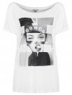 EACHMISS T-Shirt 2015 white