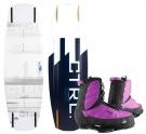 THE BLUEPRINT 138 2013 inkl. THE HUSTLE Boots purple