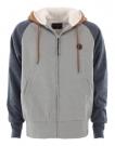 BOCK Zip Hoodie 2015 grey heather