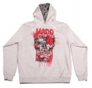 BONEHEAD Hoodie 2013 heather grey