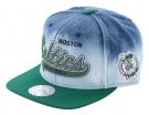 BOSTON CELTICS TEAM ARCH Snapback Cap 2014 jeans fade/green