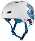 X SANTA CRUZ SCREAMING HAND Helm 2014 matte white