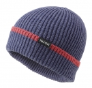 REGAIN Mütze 2014 indigo heather stripe