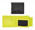 SHOWTIME BI-FOLD Wallet 2014 black/lime