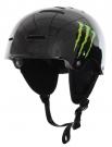 MONSTER SKULLCAP Helm black