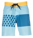 MIRAGE MW CASSETTE 19 Boardshort 2014 blue/yellow