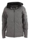 CELSIUS Jacke 2014 grey heather