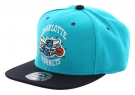 CHARLOTTE HORNETS XL LOGO Fitted Cap 2014 blue/black