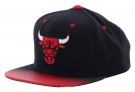 CHICAGO BULLS STOP ON A DIME Snapback Cap 2015 black