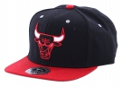 CHICAGO BULLS XL LOGO Fitted Cap 2014 black/red