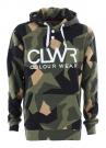 CLWR Hoodie 2015 asymmetric olive