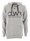 CLWR Hoodie 2015 grey melange