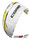RIOT XR3 LW TESTKITE white/yellow