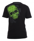 CORPO SKULL T-Shirt 2013 black/green