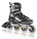 CROSSFIRE 90 Inline Skate black/orange