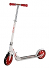 DELUXE Scooter white/red