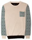 DISTRESS ETHNIC Sweater 2014 turtle