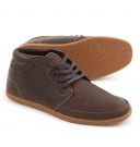 EAVIS LEATHER Schuh 2013 dark brown/gum sole