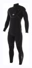 CYPHER FUSEFLEX 4.5/4/3 CHEST ZIP Full Suit black/white