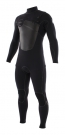 CYPHER FUSEFLEX 4.5/4/3 CHEST ZIP Full Suit black/black
