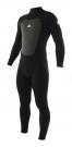 CYPHER 4/3 CHEST ZIP Full Suit black/white