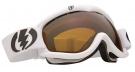 EG1S Schneebrille gloss white/bronze