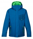 MISSION PLAIN YOUTH Jacke 2015 moroccan blue