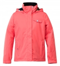 JETTY GIRL SOLID Jacke 2015 calypso coral