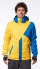 TINKER Jacke 2015 yellow/imperial blue